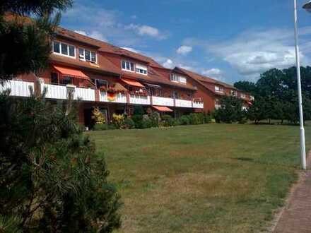 3-Zimmer Wohnung mit Balkon in Neustadt-Glewe in der Zur Kuhdrift 3 zu vermieten.