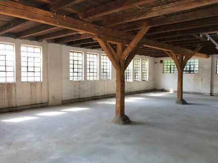 Dortmund Asseln ! Stilvolle, ehem. Fabrikationshalle 250m² ! Ideal als Atelier / Künstler !