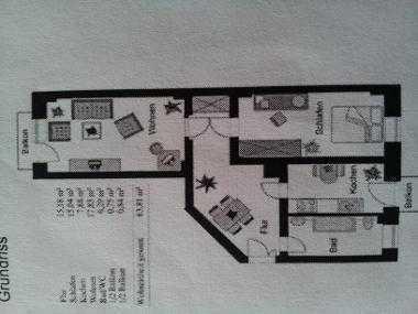 1 bzw. 2 Zimmer in geräumiger 2er WG zu vermieten