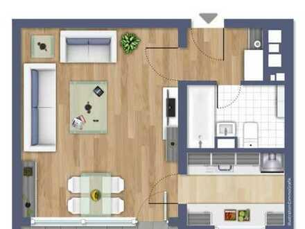 +++ Charmantes 1 Zimmerappartement in Heppenheim +++