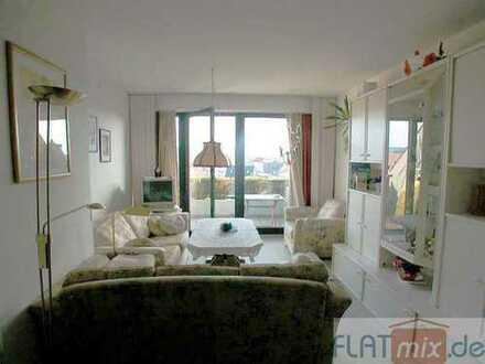 FLATmix.de/Möblierte 2-Zimmer-Küche-Bad-Wohnung mit BALKON...