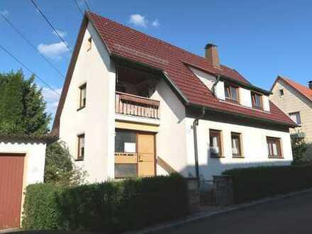 Mehrfamilienhaus in gefragter Aussichtshöhenlage von Uhingen!