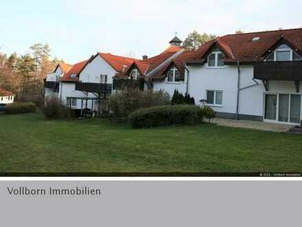 2-Raum-Wohnung naturnah mit Balkon in Ballenstedt