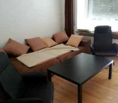 möbliert+löffelfertige 3-Zimwhg. Internet, TV, Balkon, 2 Schlafzim, Wohnzim, Küche, Waschmaschine