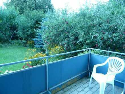 Möbliertes 1 Zimmer Apartment mit Balkon und Terrasse