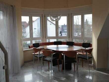 Geräumige 5-Zimmer Maisonette-Wohnung mit Fahrstuhl, Klima, Netzwerk, 1xTG (2. optional)