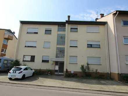 1-Zimmer Wohnung mit großem Balkon