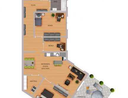 F&D | Wohnung 1.9 - Haus 1