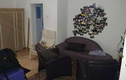 42 qm Zimmer in sehr großer 5er WG super günstig mit eigenem Waschbecken