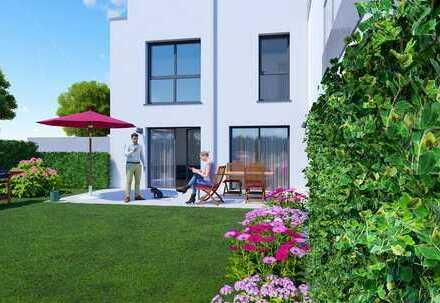 Entspannung u. Erholung im eigenen Garten mit fantastischer Südterrasse