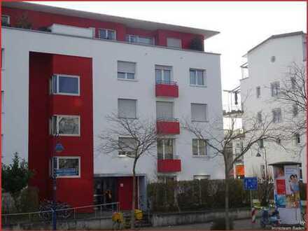 +++Barrierefreie helle Wohnung mit EBK & TG-Stellplatz, Sofortbezug im Herzen vom Rieselfeld+++