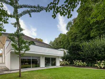Traumhaftes Anwesen mit Blick auf Wittelsbacher Park
