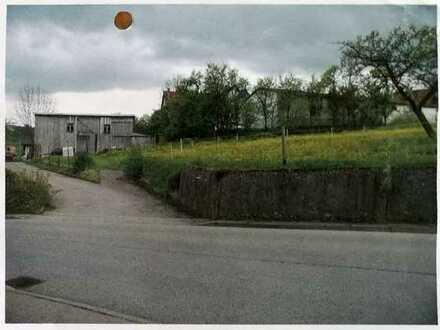 Vollerschlossener Bauplatz (1614 m² ) in 72221 Haiterbach mit genehmigter Bauvoranfrage