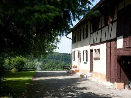 Sonnige Alleinlage auf dem Gehrenberg