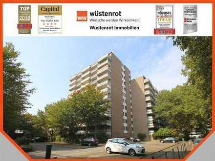 TOP 3-Zimmer-Wohnung im gepflegten Mehrfamilienhaus im Wohnpark-Weiden!