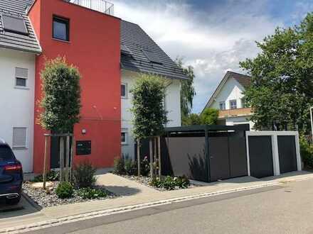5 Zimmer- Maisonette-Wohnung mit toller Seesicht in Fischbach