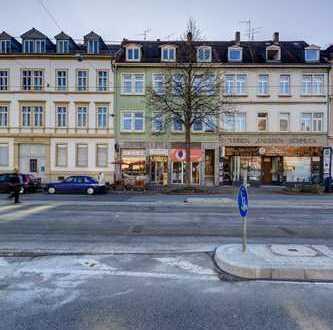 Mehrfamilienhaus mit 9 Wohneinheiten und 3 Gewerbeeinheiten inmitten von Bergheim