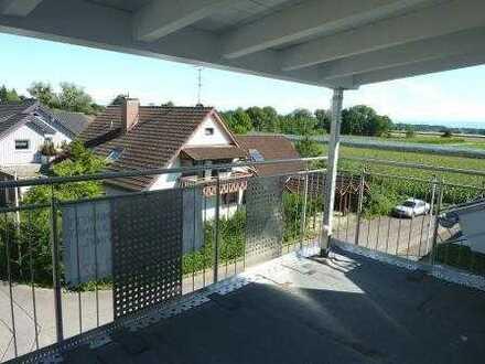 Neubau Kfw 40! TOP 4,5 Zimmer DG Wohnung in ruhiger Wohnlage von Meckenbeuren-Brochenzell.