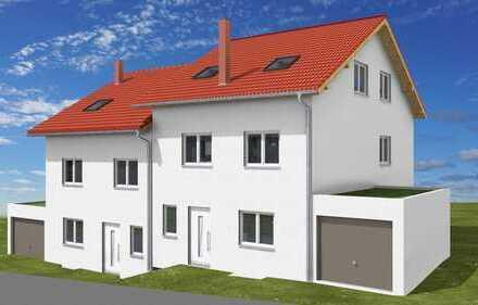 Schöne Doppelhaushälfte mit sieben Zimmern in Nürtingen-Raidwangen, (Kreis) Esslingen