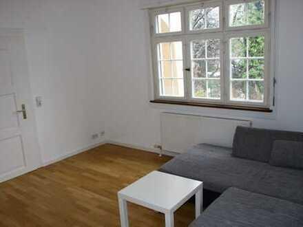 Teilmöblierte, helle und ruhige 2-Zimmerwohnung in Ludwigsburg - zentrale Lage