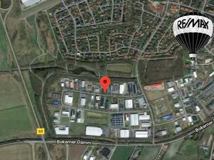 Gewerbehalle ab 200 m² in Vechta zu vermieten