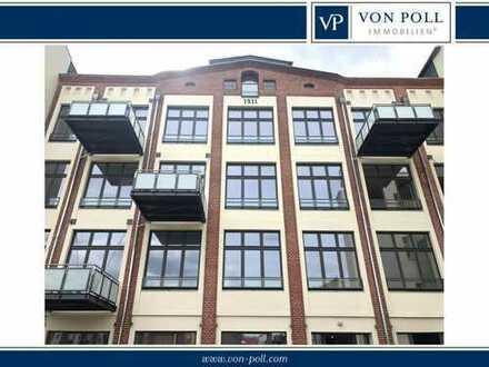 Bild_Erstbezug / Provisionsfrei: Historische, zentrale 3 - Zimmer - Wohnung