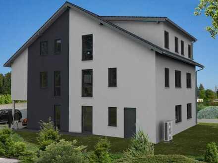 Neubau EG-Eigentumswohnung in Waldalgesheim