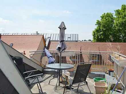 Saniertes Zweifamilienhaus (Fachwerk) in Innenstadtlage von Hofheim - Provisionsfrei