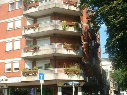 Appartement-Wohnung mit Balkon am Ostwall