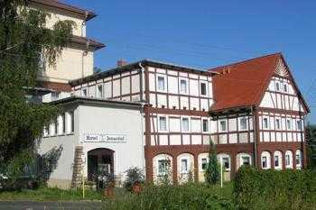 Historisches Berglandhotel im Zittauer Gebirge