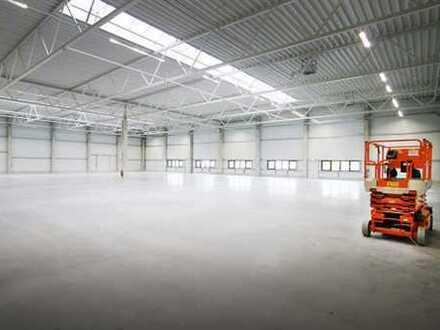 hallenobjekte.de | 3.410m²Produktions- und Lagerhalle
