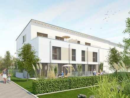 Ihr neues Zuhause: 5-Zimmer-Wohnung mit Terrasse und Garten, KfW-55