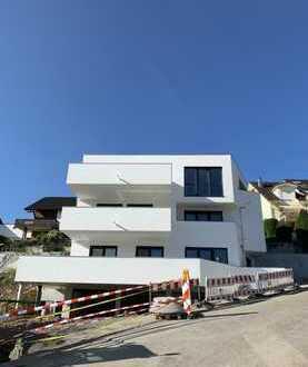 Neubau Erstbezug mit EBK, Balkon und Loggia in Bestlage in Eisigen