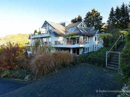Außergewöhnliche Gartenwohnung mit großer Terrasse