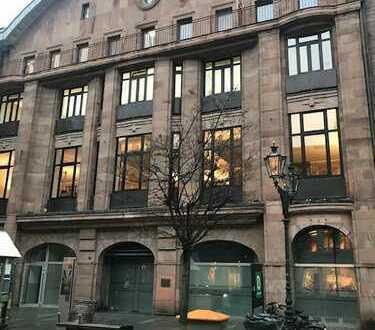 Schöne Büroflächen in der Düsseldorfer Altstadt Nähe Carlsplatz