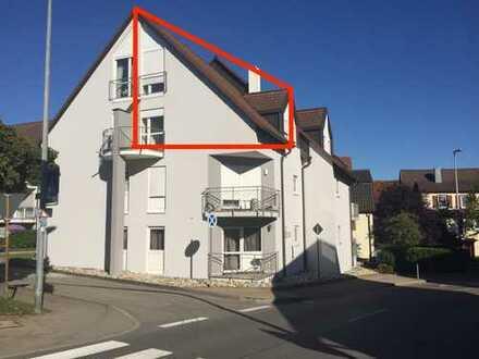 Moderne frisch renovierte zentrumsnahe Maisonettwohnung