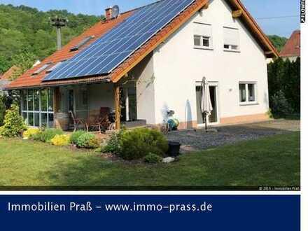 Wunderschönes EFH mit traumhaften Garten und Doppelgarage in Monzingen zu vermieten