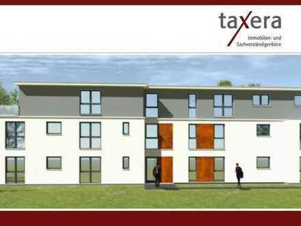 ++Penthouse mit Weitblick: Hochw. 3-Zi.-Eigentumswhg. mit Dachterrasse, Fahrstuhl und PKW-Carport++