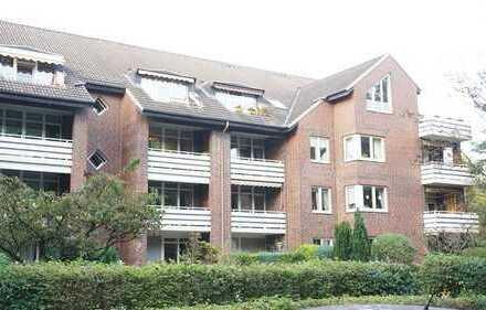 Modernisierte 2-Zimmerwohnung mit Balkon in ruhiger Nachbarschaft!