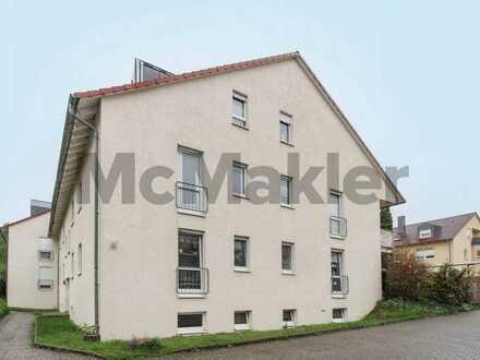 Attraktive 2-Zimmer-Wohnung mit Terrasse und Tiefgaragenstellplatz in Leipzig-Holzhausen