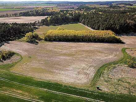 1,32 ha Landwirtschaftsfläche - verpachtet