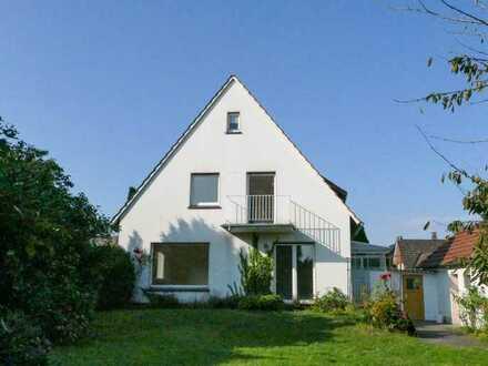 Charmantes Einfamilienhaus in Bramsche, zentrums- und bahnhofsnah
