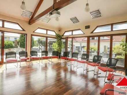 Attraktives Büro- & Tagungshaus mit Campus