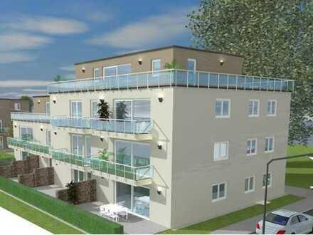 Exklusive Dachgeschoss-Wohnung mit 2 Bädern und einer ca. 180 m² großen umlaufenden Dachterrasse