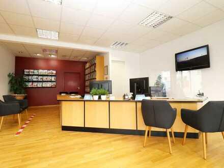 Praktische Büro-, oder Ladeneinheit inmitten von Münsingen - Kapitalanlage!