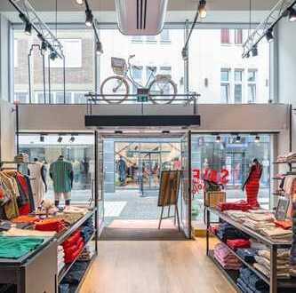 Ladenlokal mit großzügiger Schaufensterfront in Innenstadtlage!