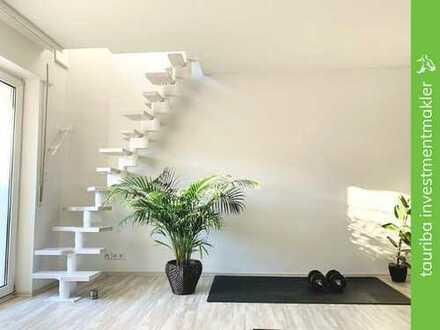 +++Zentrale Traumwohnung auf zwei Ebenen inkl. 26m² ausgebauter Dachbühne+++