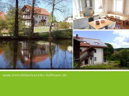 Großes EFH/ZFH nördlich von Bayreuth (Nähe Gefrees) inkl. PV-Anlage