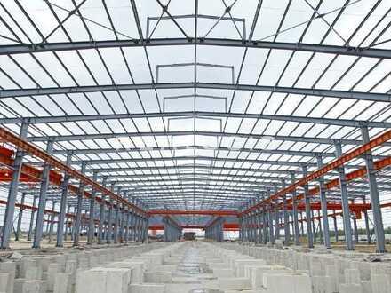 NEUBAU, PROVISIONSFREI, Ulm, Produktions-/ Lager-/ Logistikimmobilie für Ihren Bedarf!