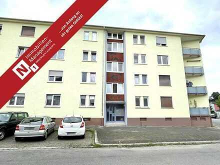 1-Zimmer-Appartement mit Balkon in Volksparknähe